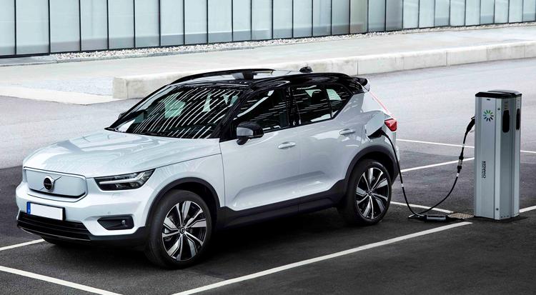 Future of Volvo Electric Cars In Australia